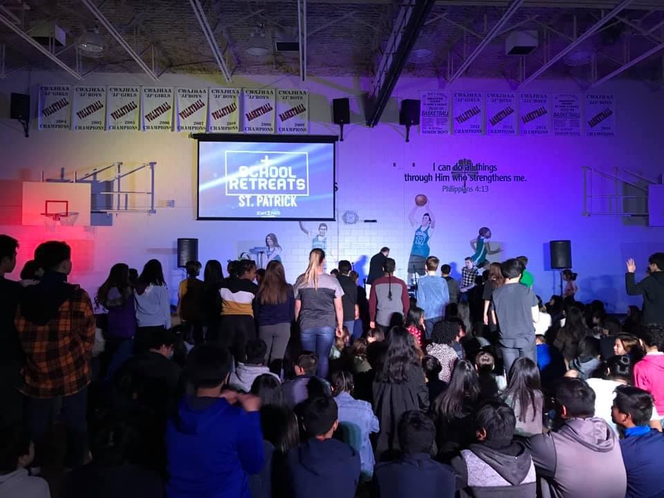 St  Patrick's Community School – Faith Retreats | Red Deer